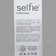Ночная сорочка женская 100%хлопок Selfie, фото 3