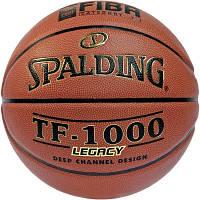 Мяч баскетбольный Spalding TF-1000 Legacy Fiba Size 7 SKL41-227163