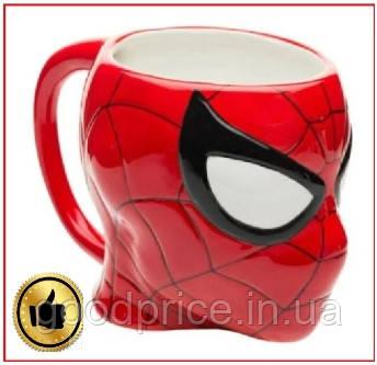 """Чашка керамическая """"Spider-Man"""" человек паук, подарочная кружка человек паку Spider-Man"""