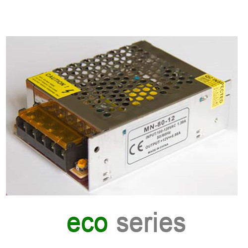 Блок питания 100W 8,3A 12V IP20 серия ECO