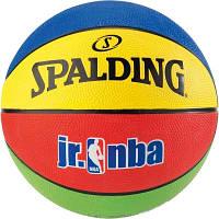 Мяч баскетбольный Spalding Jr. NBA-Rookie Gear Outdoor Size 5 SKL41-227329