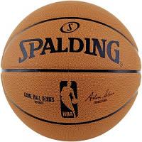 Мяч баскетбольный Spalding Nba Game Ball Replica Size 7 SKL41-227379