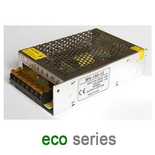 Блок питания 180W 15A 12V IP20 серия ECO