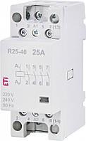 Контактор модульный RA 32-40 230V AC, ETI, 2464076