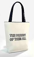 """Женская сумка """"The fairest of them all"""" Б350 - белая, фото 1"""