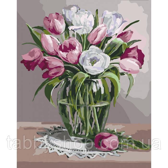 Картина по номерам Идейка - Весенний аромат