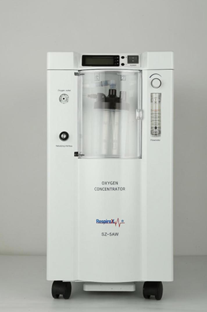 Медицинский кислородный концентратор на 5 литров SZ-5AW