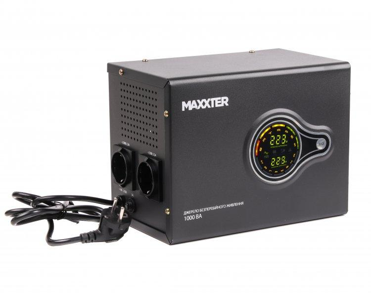 Источник Бесперебойного Питания Maxxter MX-HI-PSW500-01