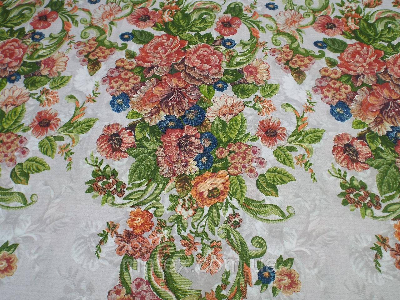 Ткань для пошива постельного белья бязь премиум Гобелен