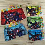 Трусы детские  боксеры для мальчика ,,Marvel ,,размер L, фото 4