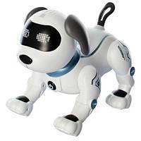 Интерактивная собака на радиоуправлении RC 0004, белая