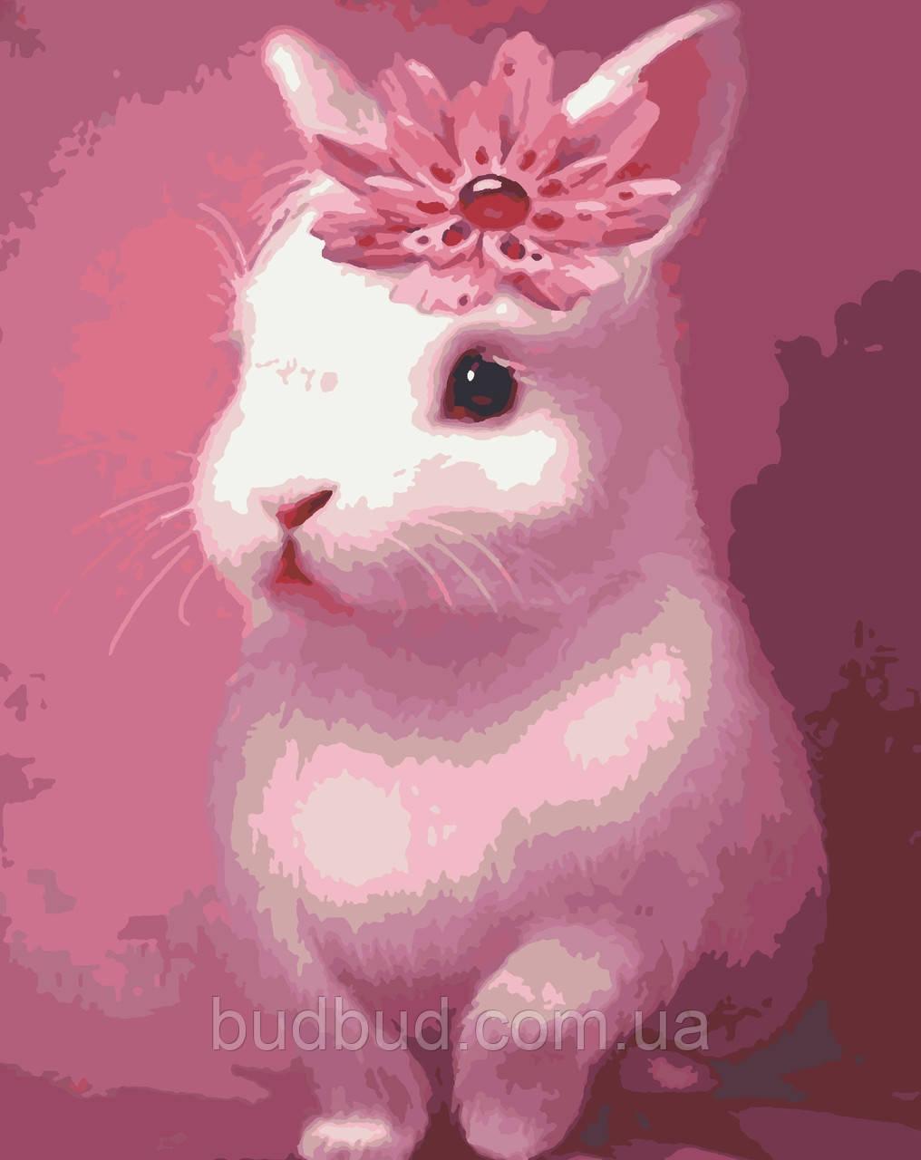 "Картина по номерам ""Pink!"" 40х50 1 шт."