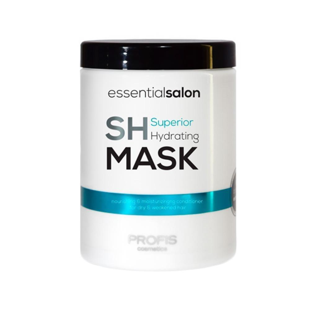 Profis Маска  для волос увлажняющая Superior Hydrating, 1000 мл