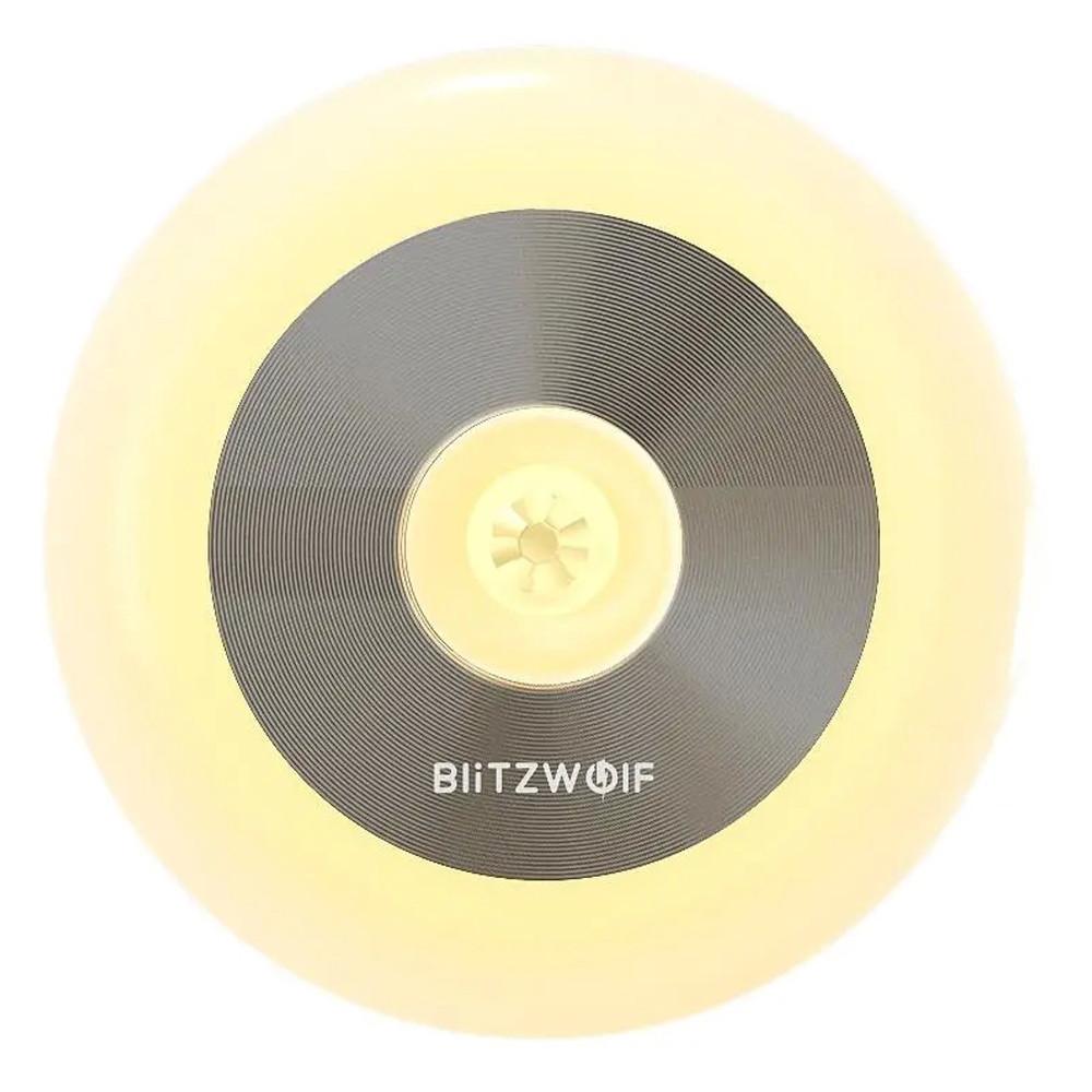 Світлодіодний дитячий нічник світильник BlitzWolf BW-LT15 з сенсорним управлінням