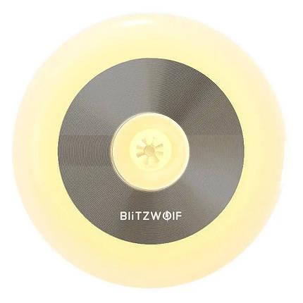 Світлодіодний дитячий нічник світильник BlitzWolf BW-LT15 з сенсорним управлінням, фото 2