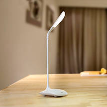 Настільна лампа Remax Milk LED Eye-protecting Lamp (Біла), фото 3