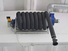 Рукав TPR 600 76х81 mm для видалення гарячих газів