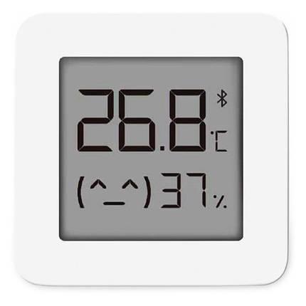 Датчик температури і вологості Xiaomi MiJia Temperature & Humidity Electronic Monitor 2 LYWSD03MMC (NUN4106CN), фото 2