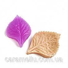 Молд и Вайнер Лист Розы 8,5х5,5 см