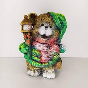 Скарбничка Ведмедик в шапочці 29 см