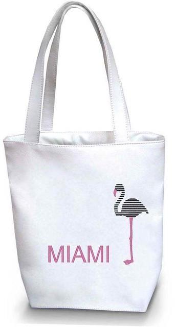 """Женская сумка - """"Miami"""" Б25 - белая"""