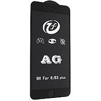 Стекло 9K AG MATTE Apple iPhone 6 Plus | 6S Plus Черный