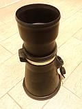 Насадка BGT під сто рукав д. 75 мм та 100 мм, фото 2
