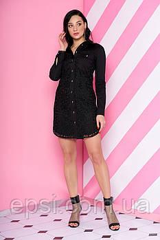 Платье женское Arizzo  AZ-108  (черный) S (99015028-2XL)