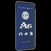 Защитное стекло AG BLUE LIGHT матовое Apple iPhone X | XS | 11 Pro (Черный)