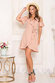 Платье женское Arizzo  AZ-135  (капучино) 2XL (99015303-2XL)