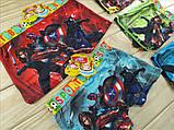 Трусы детские  боксеры для мальчика ,,Marvel ,,размер ХL, фото 3