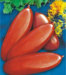 Семена томатов Дамские пальчики, фото 2