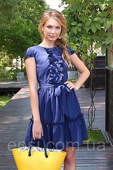 Платье женское Arizzo  AZ-158  (синий) XS (99015561-L)