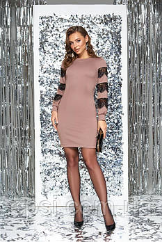 Платье женское Arizzo  AZ-208  (капучино) M (99016464-S)