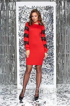 Платье женское Arizzo  AZ-208  (красный) M (99016463-S)
