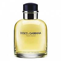 Мужская туалетная вода Dolce&Gabbana Pour Homme (Дольче и Габбана пур Хоум)