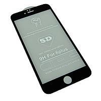 Стекло 5D Apple iPhone 6 Plus | 6S Plus Черный