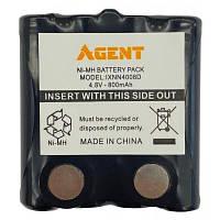 Аккумуляторная батарея PowerTime для Motorola TLKR T50/T60/T80, TLKR T80ex XTB (IXNN4002A/PTM-T5/IXNN4008D)