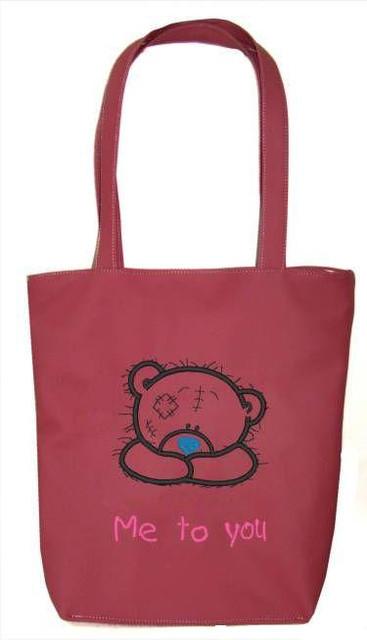 """Женская сумка - """"Me to you"""" Б62 - розовая"""