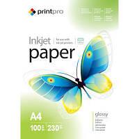 Бумага PrintPro A4 (PGE230100A4)