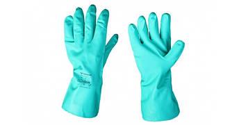 """Перчатки резиновые, хозяйственные, утеплённые, """"HONG QI SHOU"""", размер — L, фото 2"""