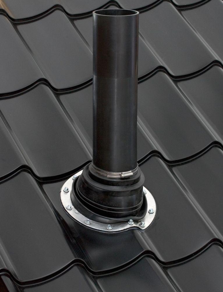 Уплотнитель  VILPE Roofseal для труб №4/7, Ø 150-280 мм