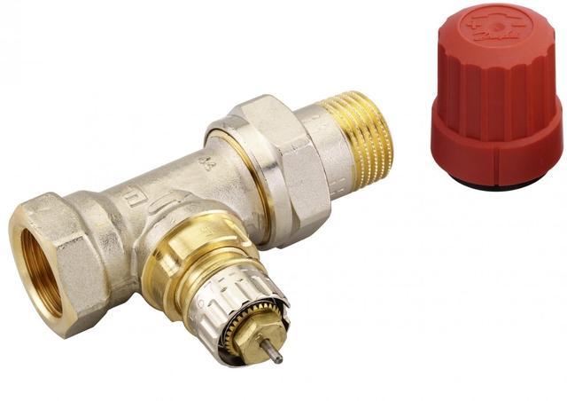 Термостатический клапан Danfoss RA-N 15 прямой