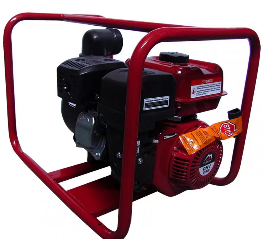 Мотопомпа бензиновая для химикатов, Vulkan SCCP80