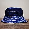 Мужская панама лето Ralph Lauren Polo синяя Турция. Много других брендов