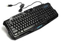 Клавиатура игровая LED Keyboard M200