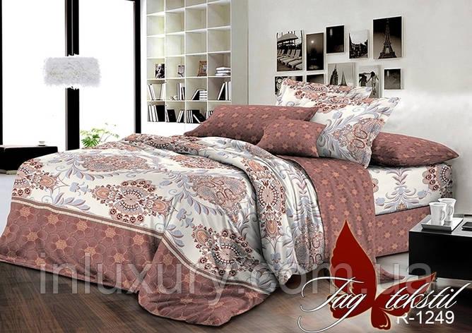 Комплект постельного белья с компаньоном R1249, фото 2