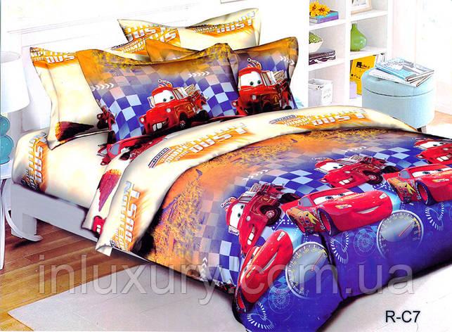 Комплект постельного белья R-C7, фото 2