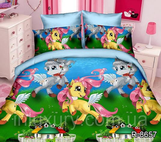 Комплект постельного белья R8657, фото 2