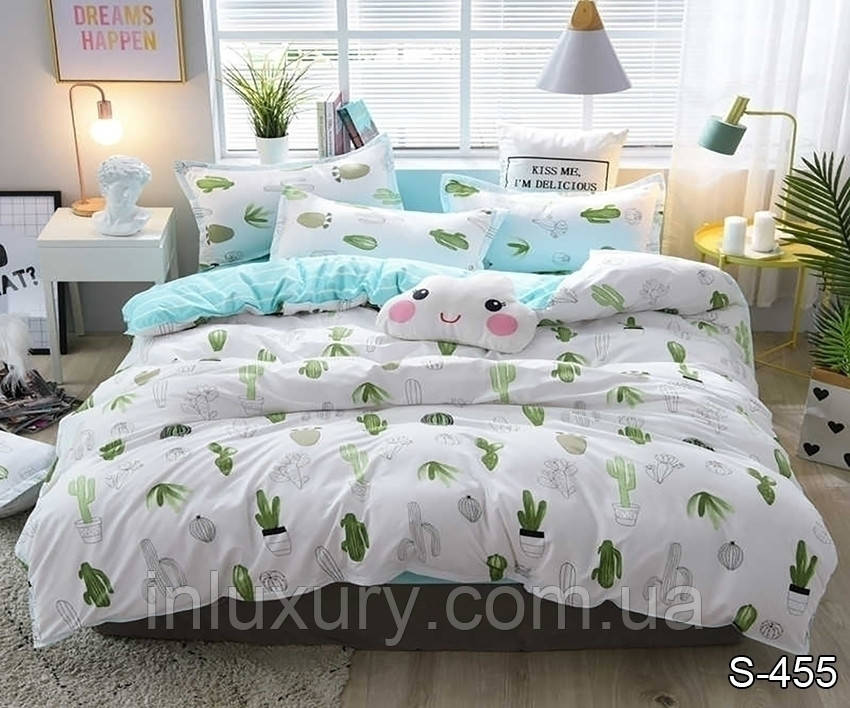 Комплект постельного белья с компаньоном S455